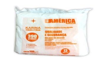 Gase Karina 13 Fios c/500 unid.