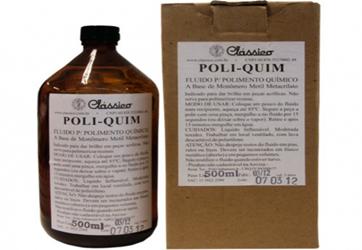 Fluído para polimento Poli-Quim 500ml