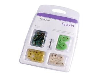 Disco de Lixa Praxis c/60