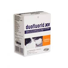 Verniz Duoflorid XII
