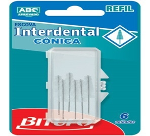 Escova Interdental Cônica