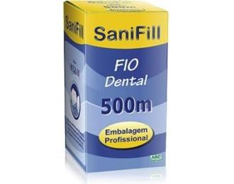 Fio Dental Sanifill 500m