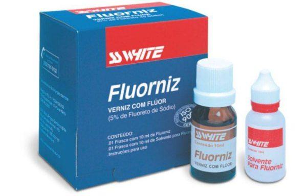 Verniz Fluorniz – SS WHITE