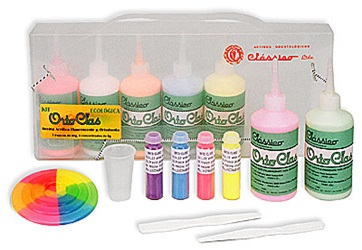 Resina Acrílica Orto Class Kit