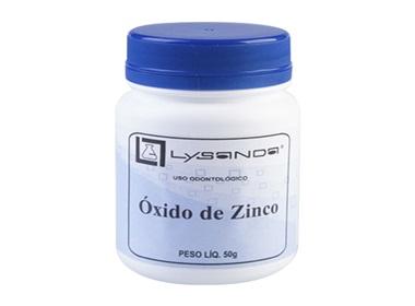 Óxido de Zinco – Lysanda