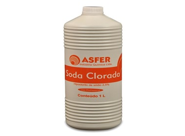 Soda Clorada 1L – Asfer