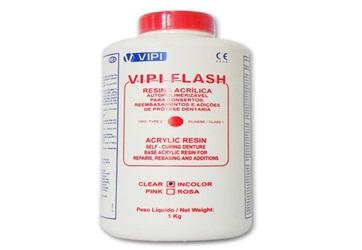 Resina Acrílica Vipi Flash 1kg