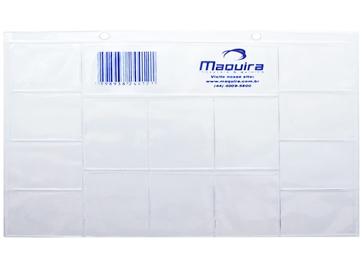 Cartão para Radiografia 14 furos – Maquira