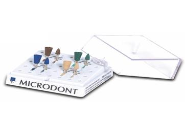 Kit Polimento de Amalgama – Microdont