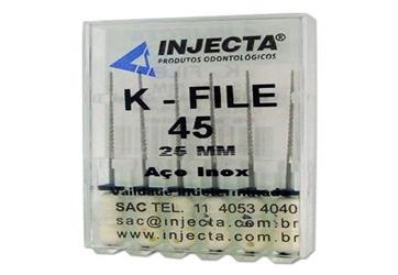 Lima Tipo K 3°Série – Injecta
