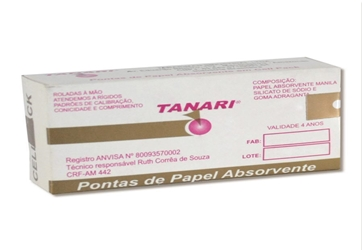 Cone de Papel Cell Pack – Tanari